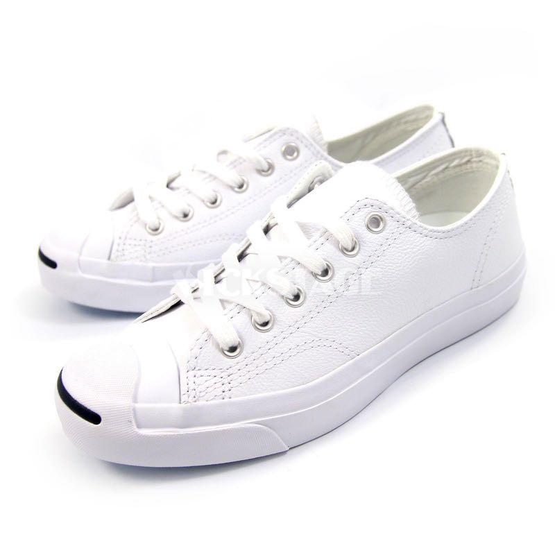 Jack purcell white leather, Women's