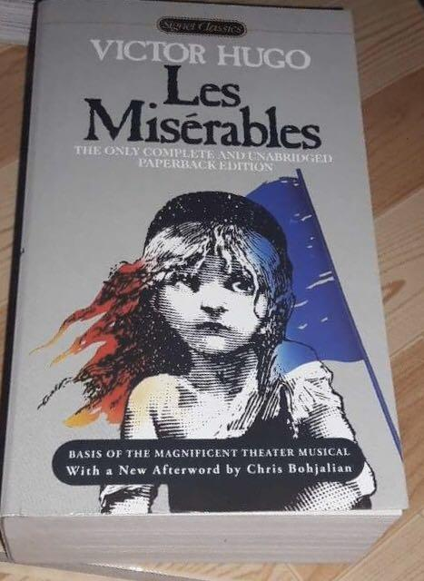Les Misérables (Complete and Unabridged Paperback Edition) by Victor Hugo