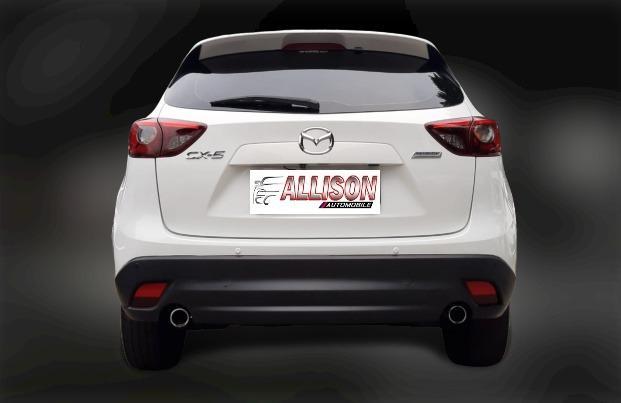 Mazda CX-5 GT 2.5 AT 2015 Putih, SunRoof,Dp 58,9 Jt, No Pol Genap