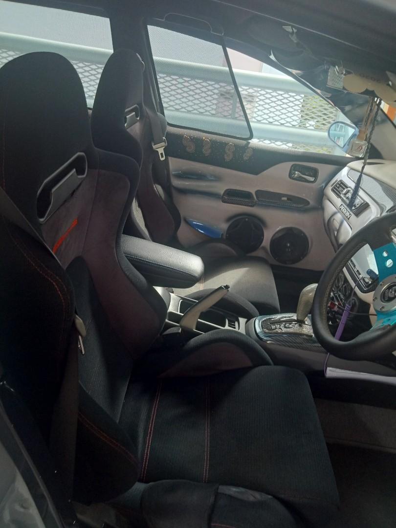 Mitsubishi Lancer 1.6 GLX Exclusive (A)