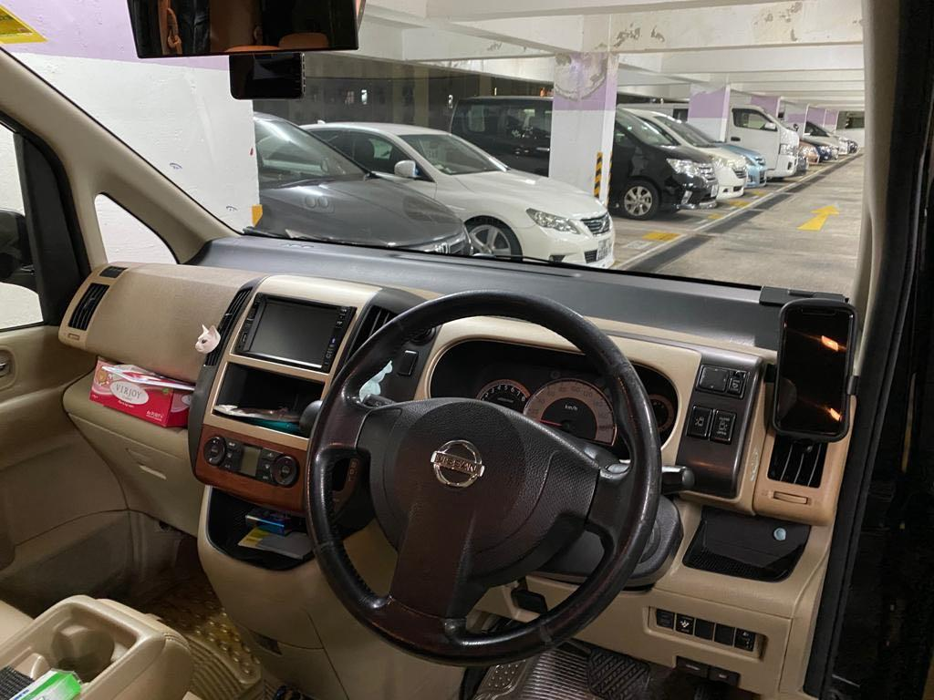 Nissan Serena 2.0L MVP LUX Auto