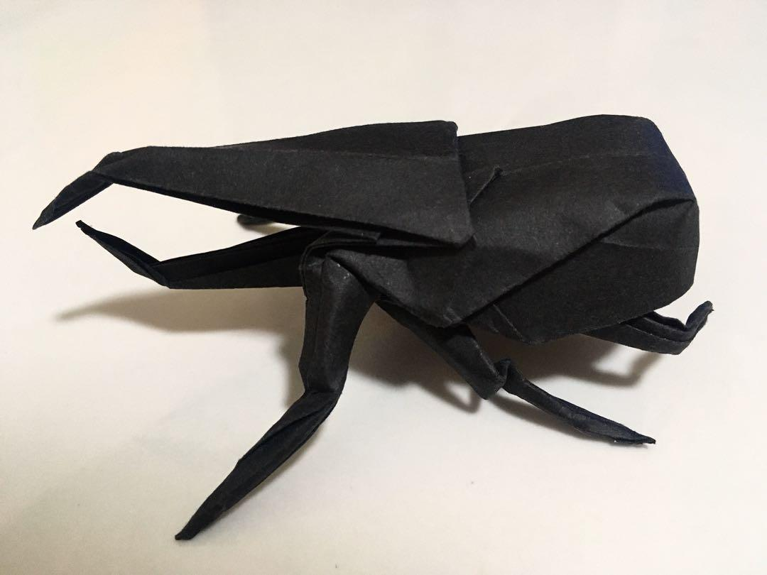 24 Incredibly Realistic Looking Origami Insects | 810x1080