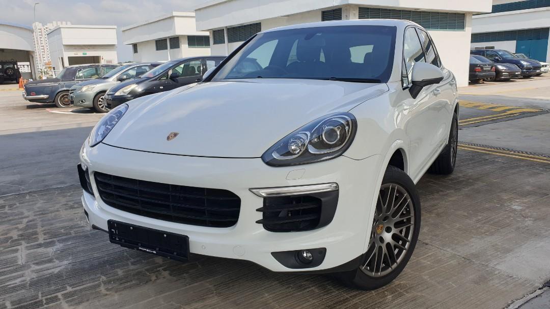 Porsche Cayenne 3.6 V6 Platinum  Package  Edition Auto