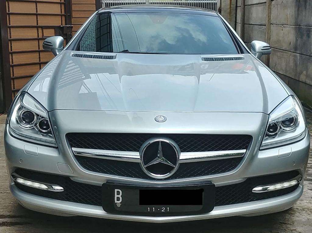 SLK200 CGi AMG 2011 Perfect Edition - Odo 15Rb, Pjk 11-2020
