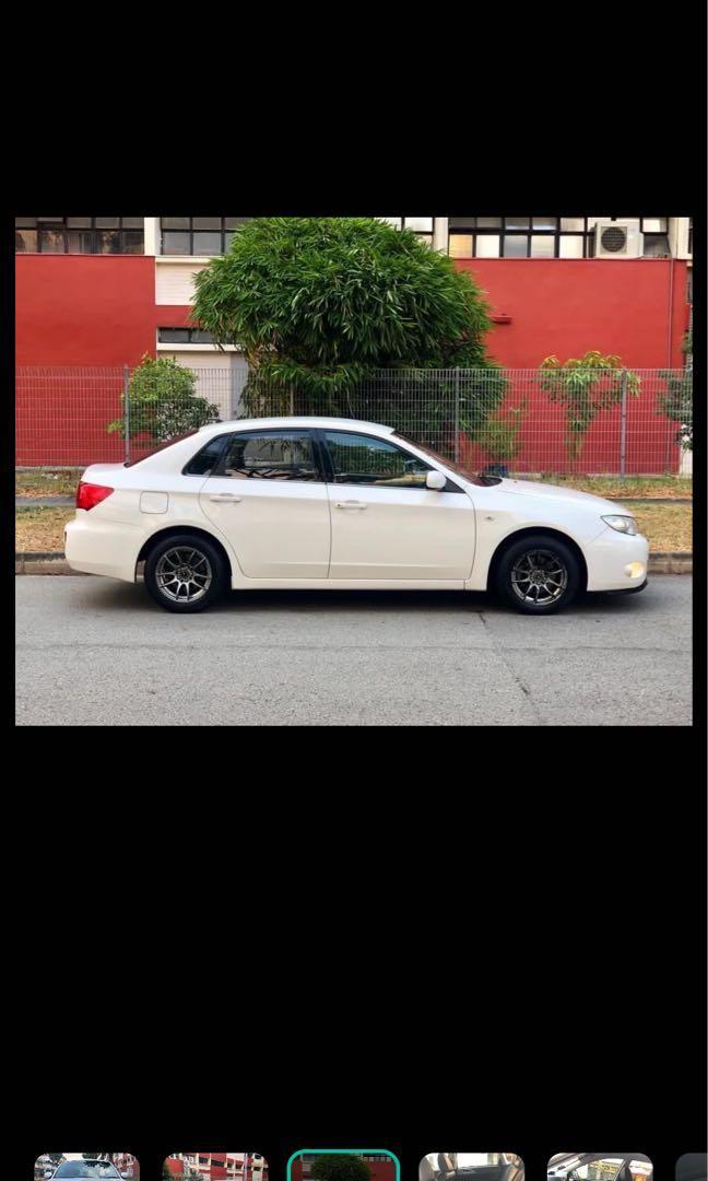 Subaru Impreza 1.5 R-L 4-Dr (M)