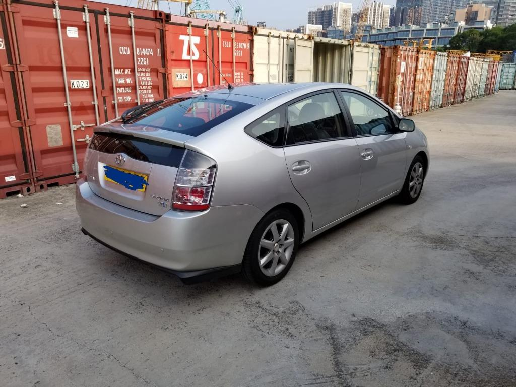 Toyota Prius 1.5 (A)