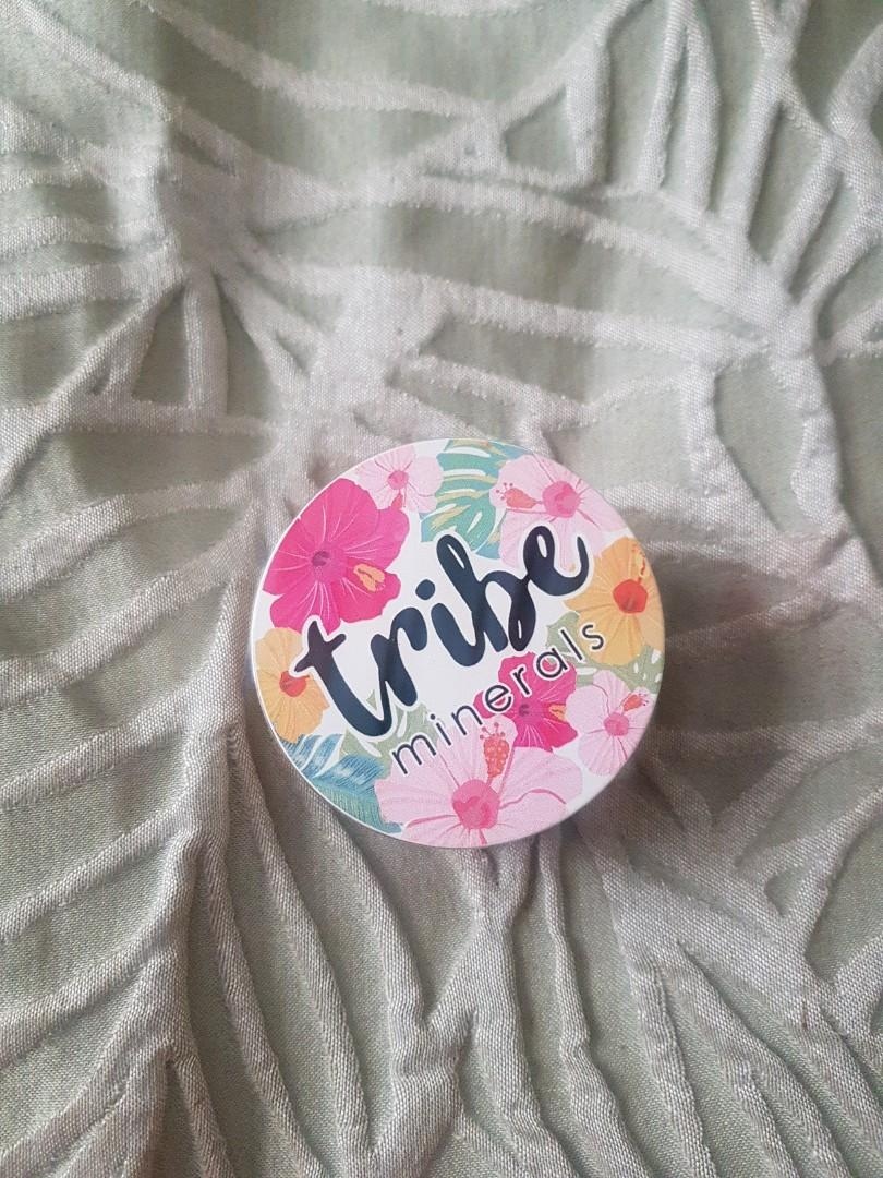Tribe Skincare Loose Mineral Foundation Light/Medium