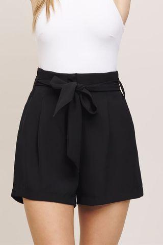 BNWT dynamite paper bag shorts