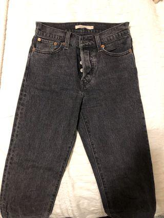 Levi's Wedgie Jeans Size 24