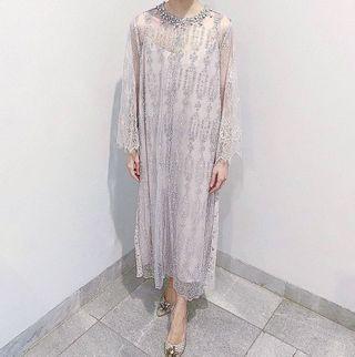 Sewa: Hijab Available🧕🏻 Kina Atelier - Kirana Outer