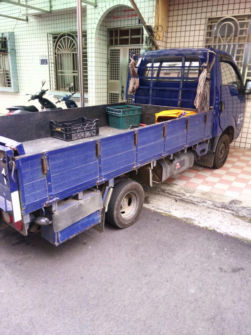 自售 卡旺3.25噸柴油貨車