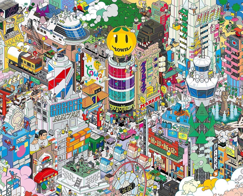 預訂 YUZUTOWN CD 初回限定盤 日本版 附特典 A4 size Clear File