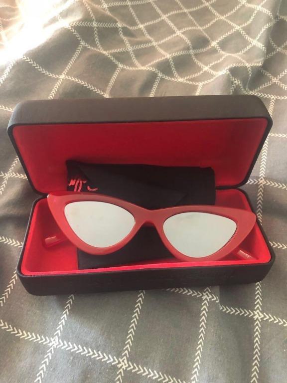 Adam Selman x Le Specs The Last Lolita Sunglasses, Brand New