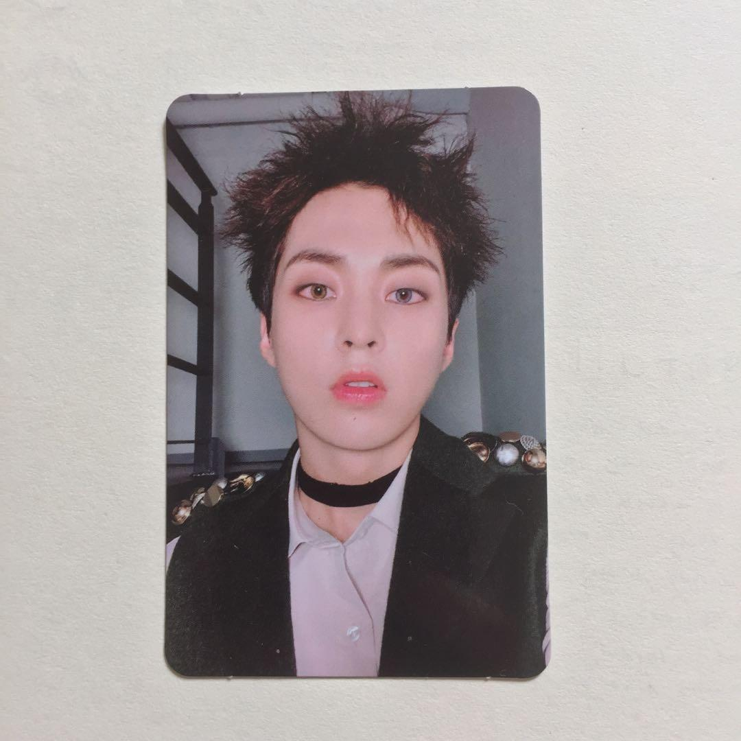 EXO XIUMIN DMUMT Don't Mess Up My Tempo PC Official Photocard Album