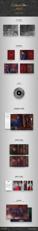 Golden Child - Repackage Album Vol.1 [Without You]