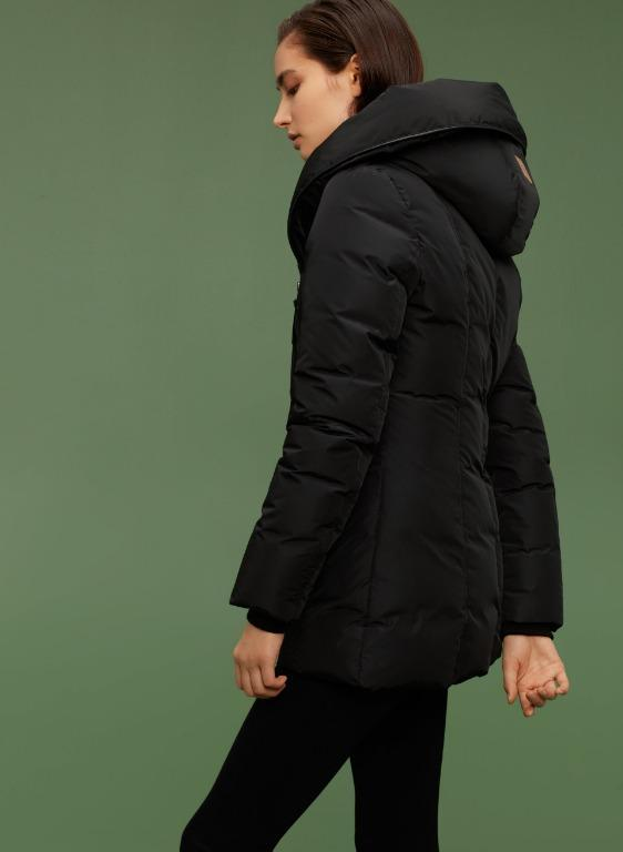 MACKAGE ODESSA Winter Jacket in Size XXS exclusively for Aritzia