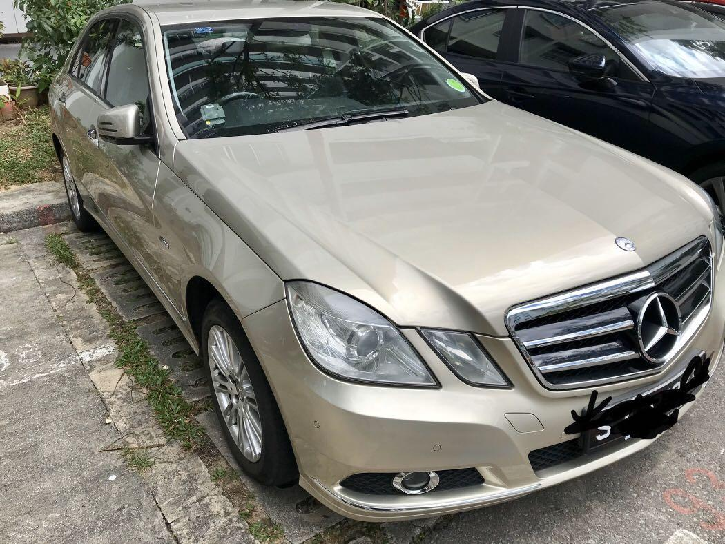 Mercedes-Benz E200 CGI (A)