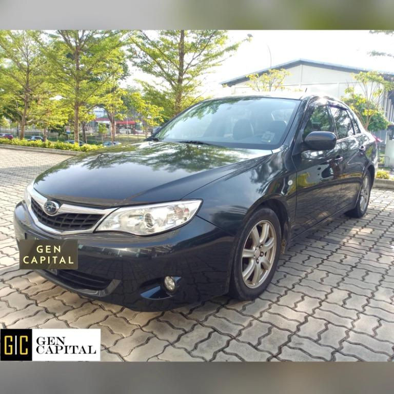 Subaru Impreza @ Available for personal and PHV usage!