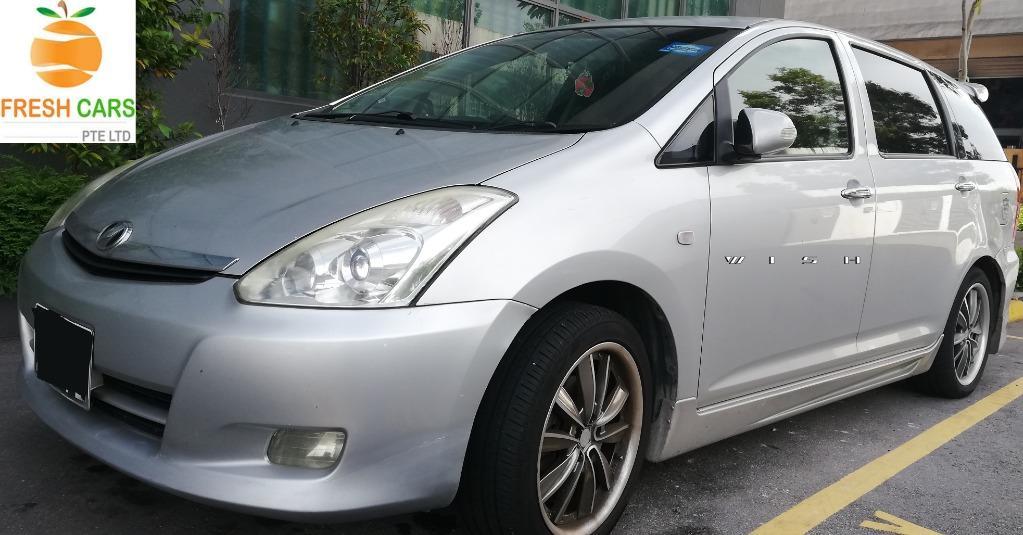 💰Super Budget Car Rental - Toyota Wish💰