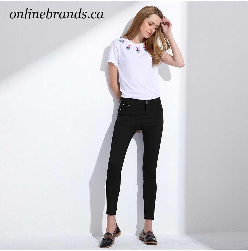 Women's Candy Pants Slim Ladies Jeans | online brands