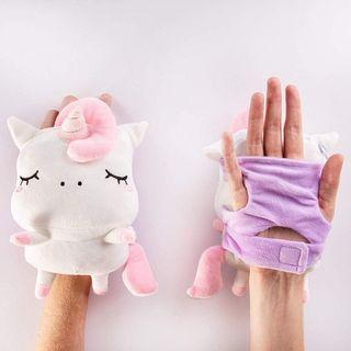Unicorn USB hand warmers