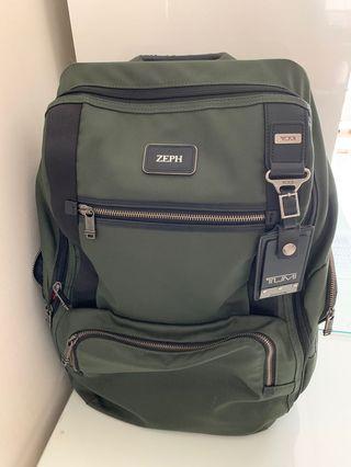 Original Tumi pre lemoore wheeled backpack