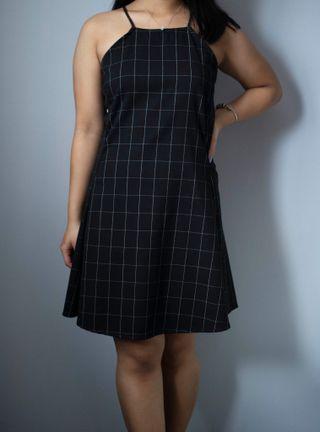 Brandy Melville Checkered dress