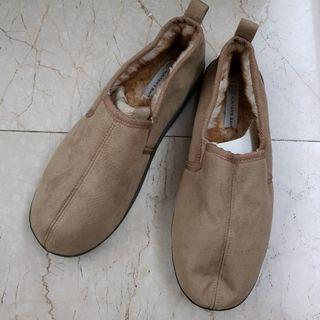 全新美國帶回原價上千男13號福樂鞋 Stussy風格 懶人鞋 室內拖鞋