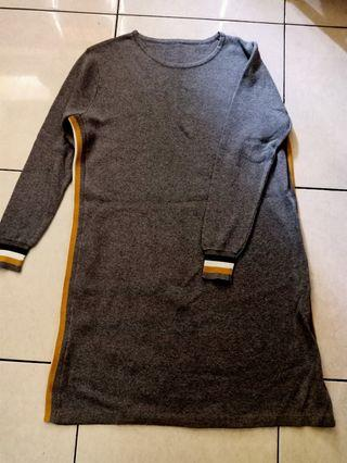 #makinhoki knitted dress