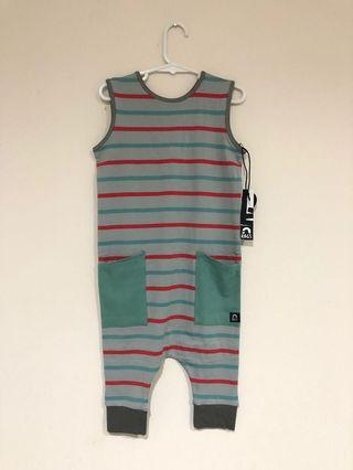 Rags to Raches Tank Romper  (size 3/4)