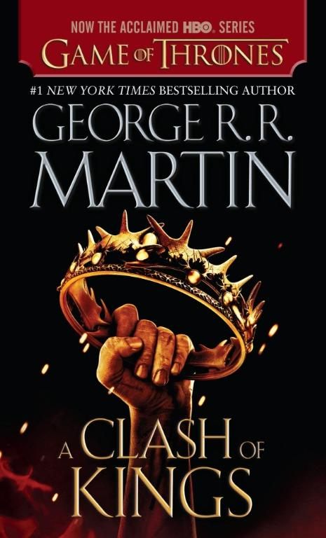 A Clash of Kings - George R.R. Martin PDF (EMAIL FULFILLMENT)