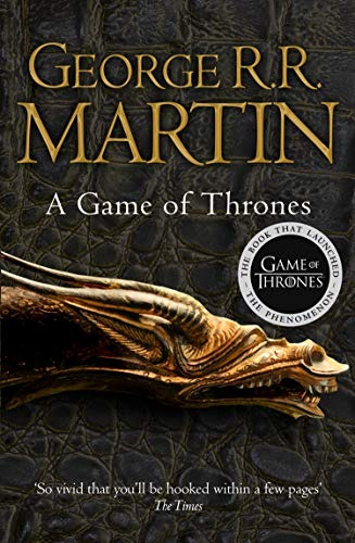 A Game of Thrones - George R.R. Martin PDF (Email Fulfillment)