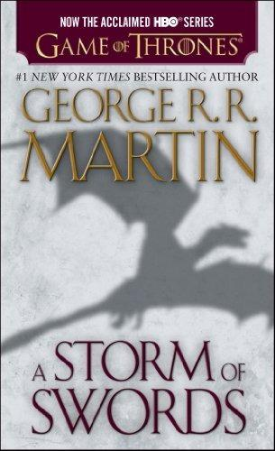 A Storm of Swords - George R.R. Martin PDF (Email Fulfillment)