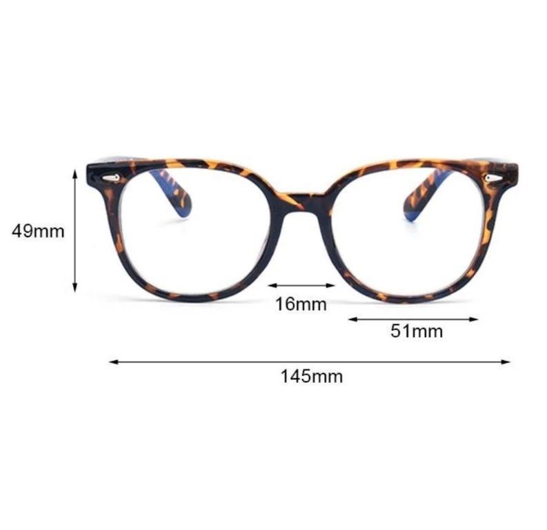 Anti Blue Light Computer Glasses (VAZROBE X) | SpectaBlue