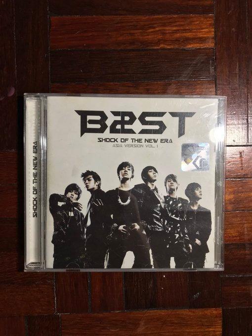 Beast B2ST Shock of the New Era - Asia Version Vol. 1