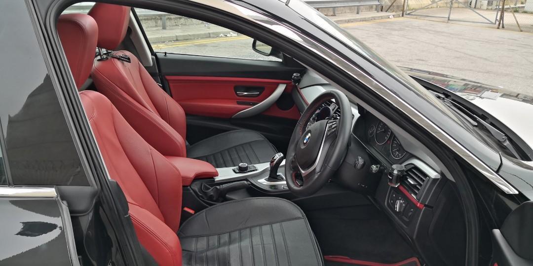 BMW 320i Gran Turismo Sport (A)