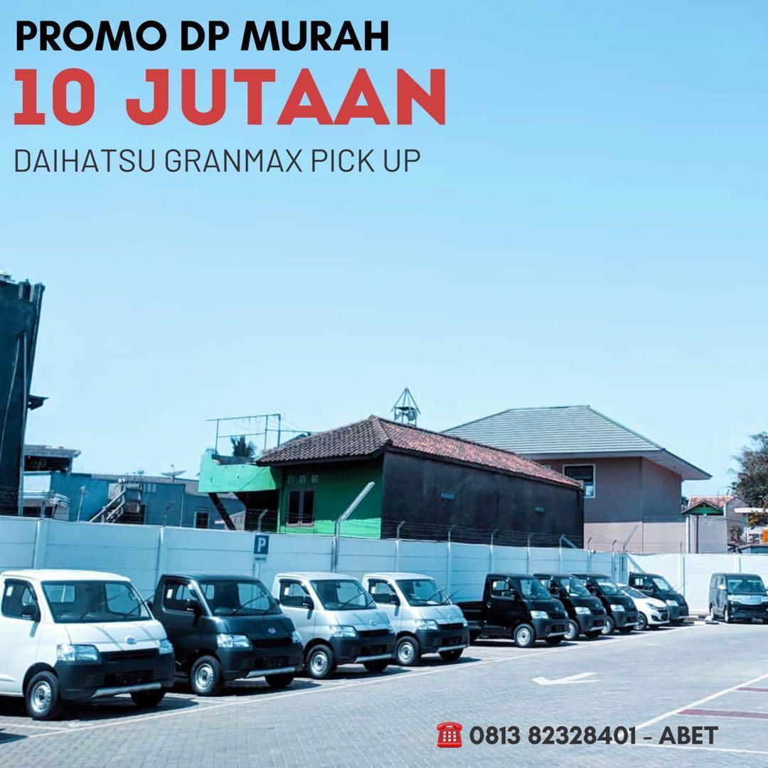 DP MURAH Daihatsu Pick Up mulai 10 jutaan. Daihatsu Pamulang