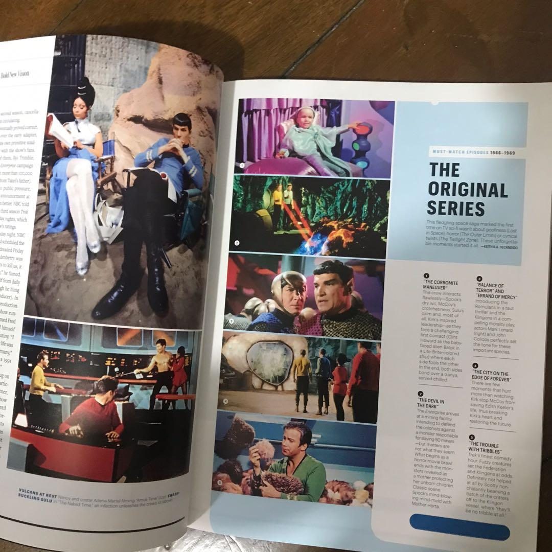 Entertainment Weekly - Ultimate Guide to Star Trek (Collector's Edition)