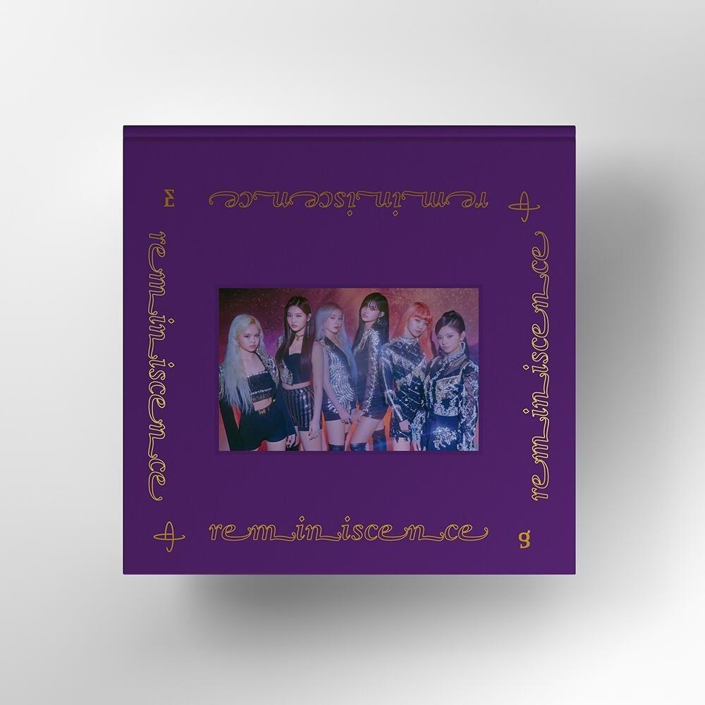 EVERGLOW Mini Album Vol. 1 - reminiscence (All Members Autographed CD) (Limited Edition)