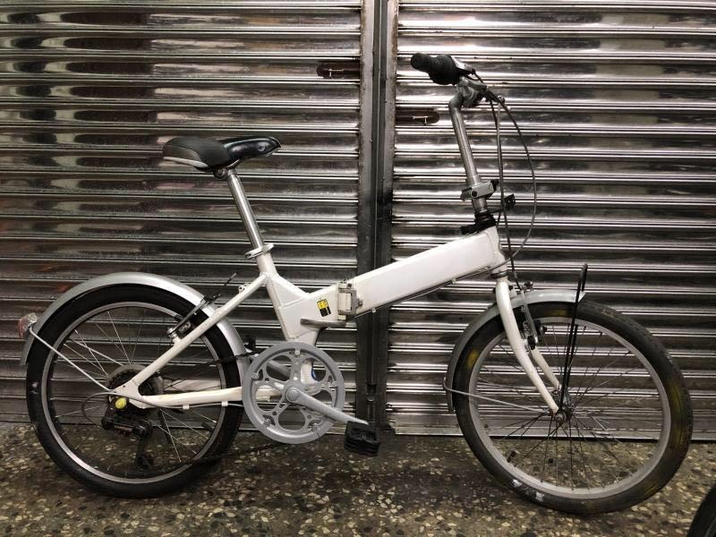 捷安特Giant fd806 小折台北市二手腳踏車專賣店 Line0960060026 二手單車買賣