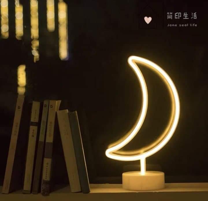 Half Moon Lamp Home Furniture