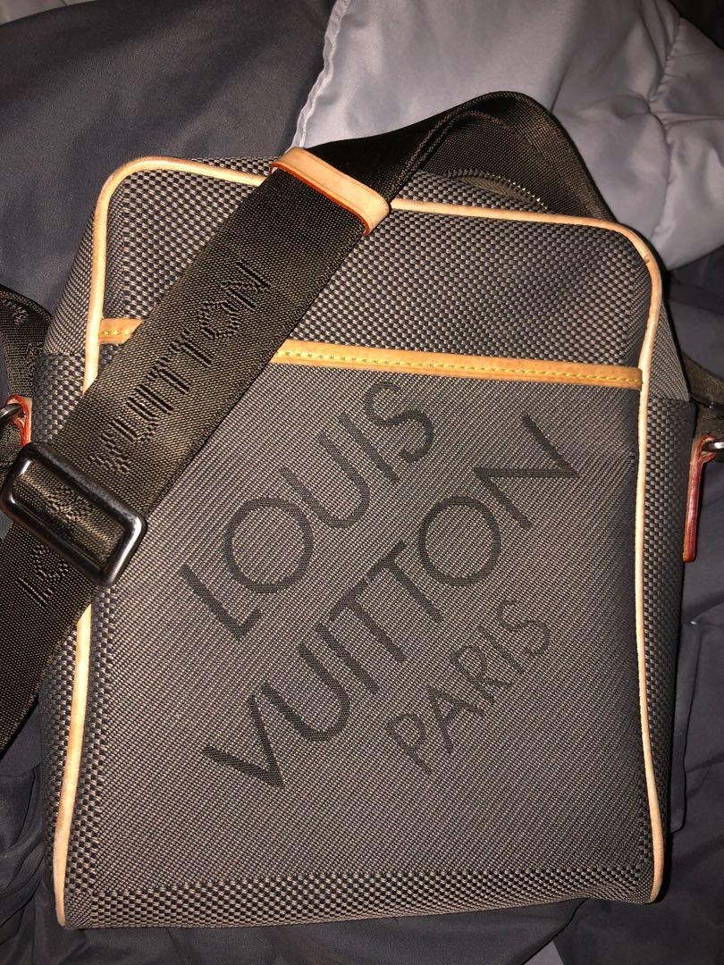 Louis Vuitton Citadin Bag - Damier Geant Canvas 100% authentic