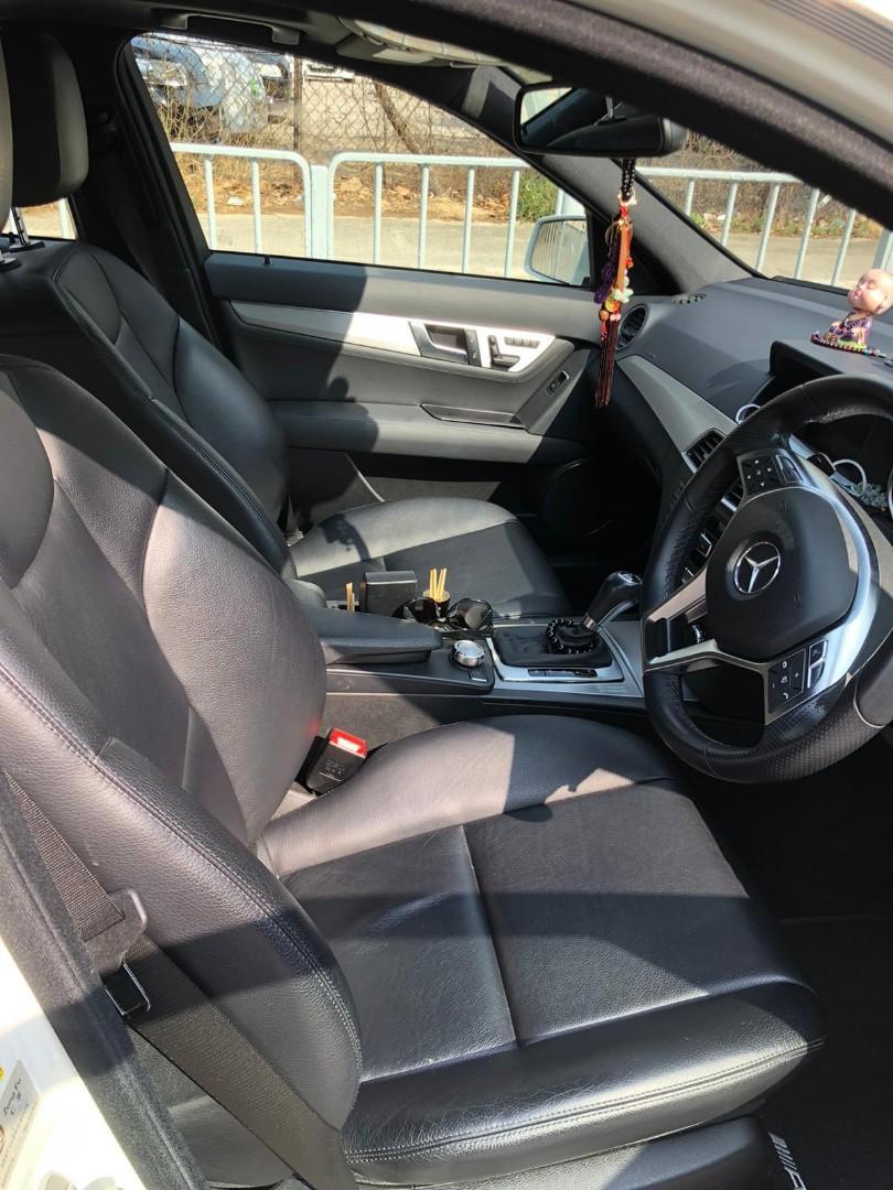 Mercedes-Benz C250 Avantgarde Auto