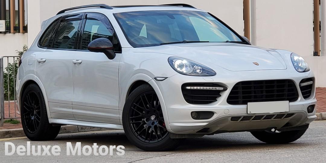 Porsche Cayenne GTS (A)