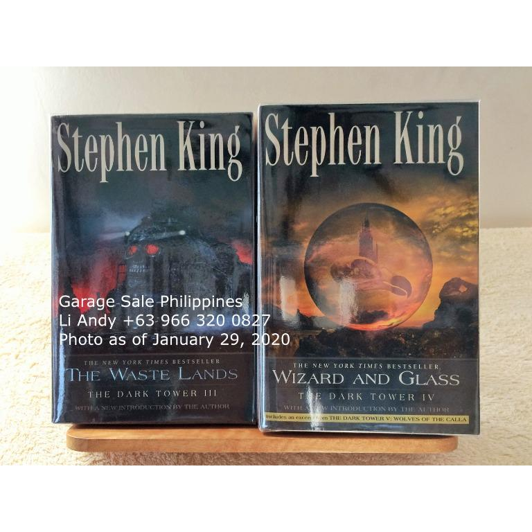 Stephen King Collection, Shining, Doctor Sleep, Bazaar of Bad dreams, Under the Dome, Dark Tower, It