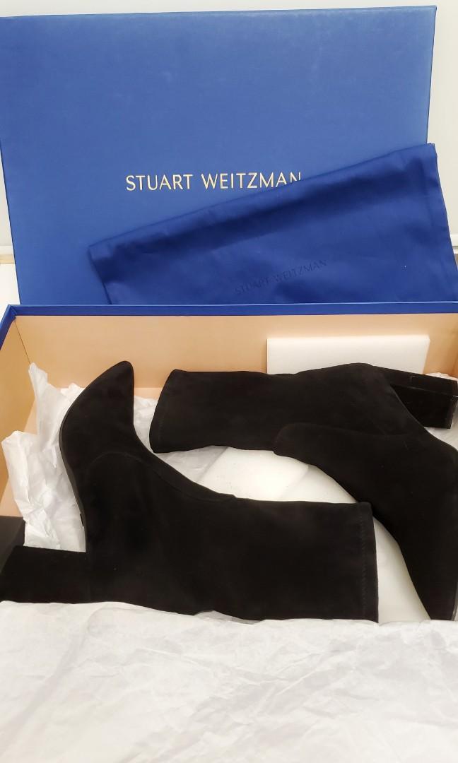 Stuart weitzman Landry 75 bootie (new in box) - size 7
