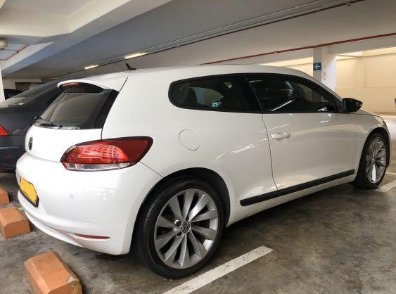 Volkswagen Scirocco 2.0 TSI DSG (A)
