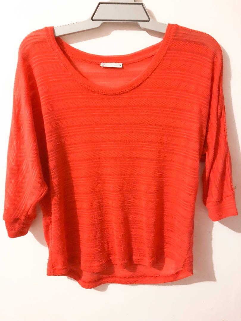 Women's tops size M-L. $3 each, 3 for $8 or all for $25