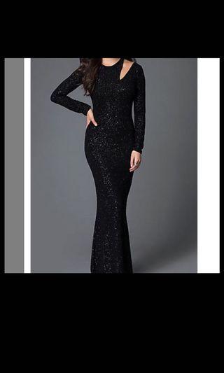 PROM dress - simply dress