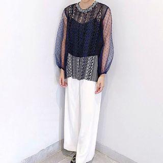 Sewa: Hijab Available🧕🏻 Kina Atelier (Dark Blue)
